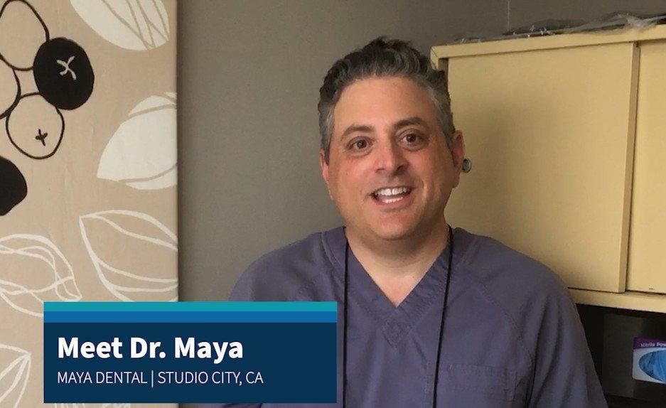 Meet Dr. Maya - Studio City Dentist